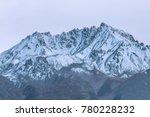 snow mountain qinghai china | Shutterstock . vector #780228232