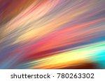 abstract digital fractal art.... | Shutterstock . vector #780263302