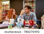 milan  italy   circa november ... | Shutterstock . vector #780270592