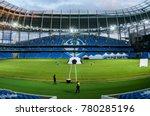 russia  moscow  october 2017 ... | Shutterstock . vector #780285196