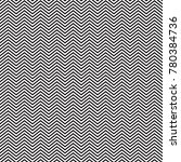 zigzag seamless abstract... | Shutterstock .eps vector #780384736