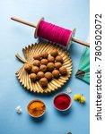 makar sankranti festival  ... | Shutterstock . vector #780502072