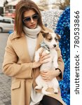 fashion outdoor photo of... | Shutterstock . vector #780533866