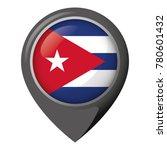 icon representing location pin... | Shutterstock .eps vector #780601432