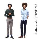 group of people | Shutterstock . vector #780608746