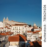 lisbon  portugal   dec. 18 ... | Shutterstock . vector #780624106