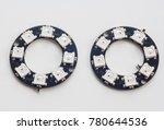 Small photo of Circle of addressable LEDs