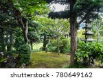the famous garden of atami... | Shutterstock . vector #780649162