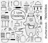 """bear chef is cooking say """"i... 