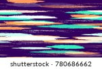 fabric texture with grunge... | Shutterstock .eps vector #780686662