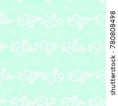 seamless pattern pastel gently... | Shutterstock .eps vector #780808498