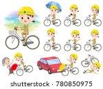helmet construction worker... | Shutterstock .eps vector #780850975