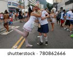rio de janeiro  february 12 ...   Shutterstock . vector #780862666
