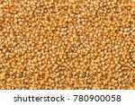 dry corn grain | Shutterstock . vector #780900058