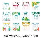 Calendar 2018  Month  New Year...