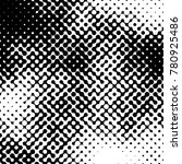 abstract halftone pattern... | Shutterstock .eps vector #780925486