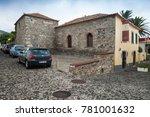vila baleira  portugal   august ...   Shutterstock . vector #781001632