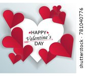 Postcard For Valentine's Day...