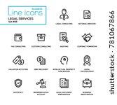 Legal Services   Line Design...