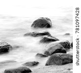 Monochrome Black   White Shore...