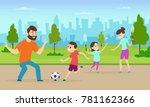 illustrations of active parents ...   Shutterstock .eps vector #781162366