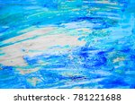 contemporary art. can be used...   Shutterstock . vector #781221688