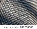 background. grey diagonal grid ... | Shutterstock . vector #781250005