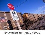 st louis  missouri  united...   Shutterstock . vector #781271932