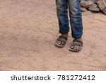 Dirty Feet Poor Children