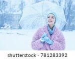 outdoor portrait of young... | Shutterstock . vector #781283392