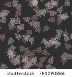 abstract background in pastel... | Shutterstock . vector #781290886