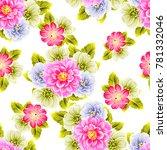 abstract elegance seamless... | Shutterstock .eps vector #781332046