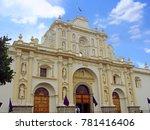 granada  nicaragua   march ... | Shutterstock . vector #781416406