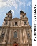 Small photo of Cathedral of St Teresa of Avila in Subotica