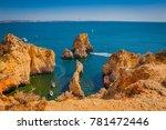 portugal  cabo de sao vicente ...   Shutterstock . vector #781472446