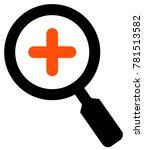 zoom in icon   Shutterstock .eps vector #781513582