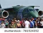 pirassununga  brazil   august... | Shutterstock . vector #781524352