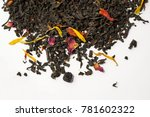 Small photo of Aromatic, pungent, black tea with dry berries and flowers.