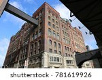 facade of the famous guiness... | Shutterstock . vector #781619926