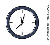 clock time hour accessory... | Shutterstock .eps vector #781626922