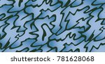 rectangular background of... | Shutterstock .eps vector #781628068