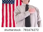 Small photo of Pledge of Allegiance
