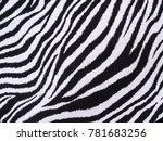 Zebra Pattern Background - Fine Art prints