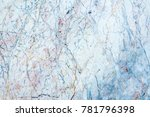 colorful marble texture... | Shutterstock . vector #781796398
