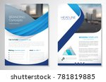 template vector design for... | Shutterstock .eps vector #781819885