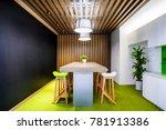 office area lounge | Shutterstock . vector #781913386