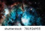Deep Space Art. Galaxies ...