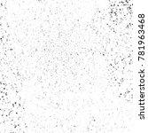 grunge black and white pattern. ...   Shutterstock . vector #781963468