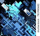 vector illustration of a... | Shutterstock .eps vector #781980682
