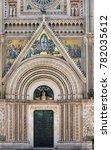 italy  tuscany  orvieto   01...   Shutterstock . vector #782035612